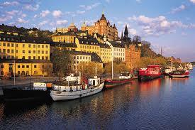 Stockholm i efterårsfarver