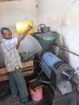 FIC projekt: Produktion af solsikkeolie i Østafrika