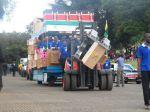 Første maj Uhuru Park Nairobi