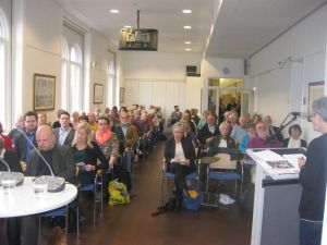 Mødet om EU og ældre den 7. april