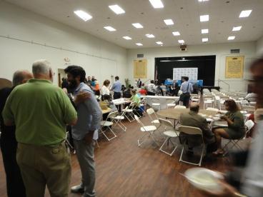 Generalforsamling hos demokraterne i Miami-Dade county