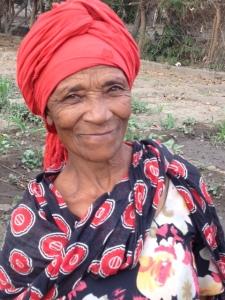 70 årig fra Tanzania