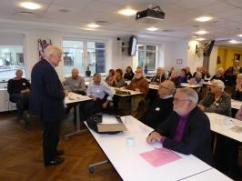 Fra GS mødet Ældre i Europa 1 29-10-2015