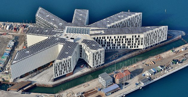 UN byen i København
