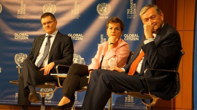Tre kandidater generalsekretær for FN